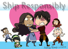 Ship Responsibly by Yunyin