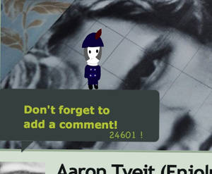 Don't forget to comment , 24601 !