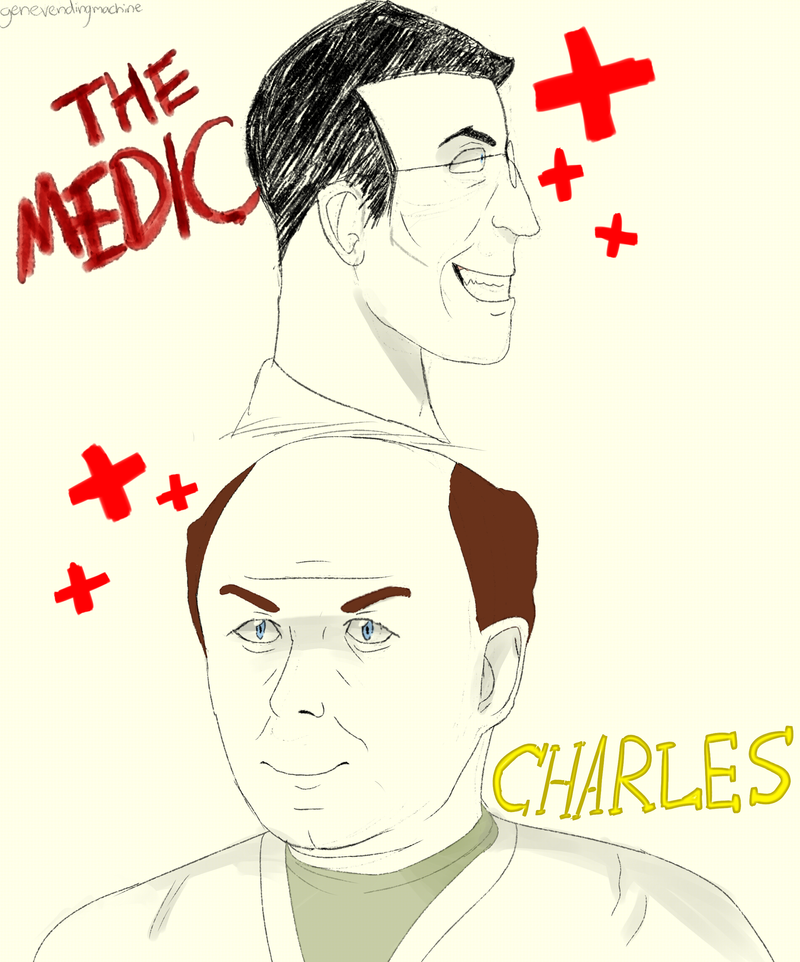 My Favorite Doctors by genevendingmachine