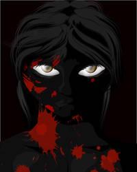 Blood spattered ellis