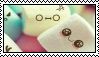 Marshmallows Stamp by allivegotarerainbows