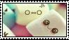 Marshmallows Stamp by allivegotarerainbows
