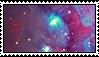 Galaxy Stamp