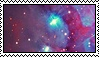Galaxy Stamp by allivegotarerainbows