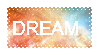 Dream Stamp by allivegotarerainbows