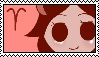 Cute Aradia Stamp by allivegotarerainbows