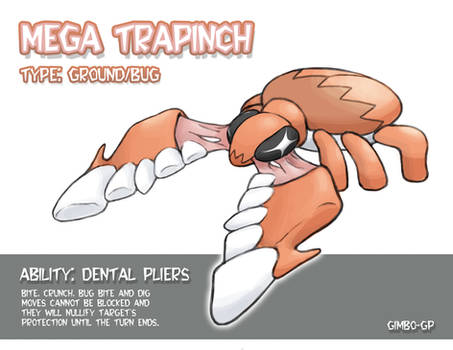 Mega Trapinch