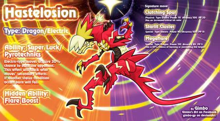 Hastelosion - Ryuki's sixth team member