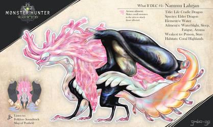 Monster Hunter World What If DLC 1 - Nammu Lahrjan