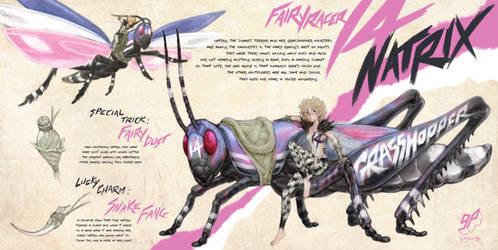 Radical Racer OCC - Fairy Racer Natrix