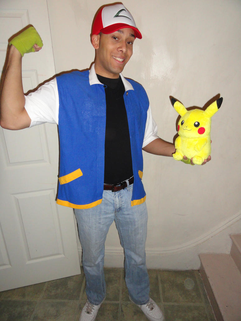 Halloween 2010 ash ketchum by flash4life on deviantart halloween 2010 ash ketchum by flash4life solutioingenieria Image collections