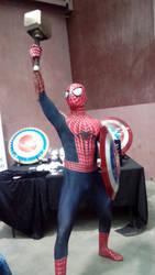 Spider-man is Worthy by MyShadowSoul