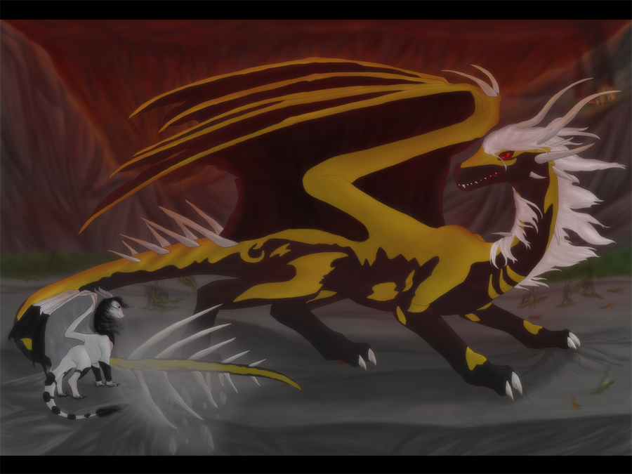 Fallen guardian by RusCSI