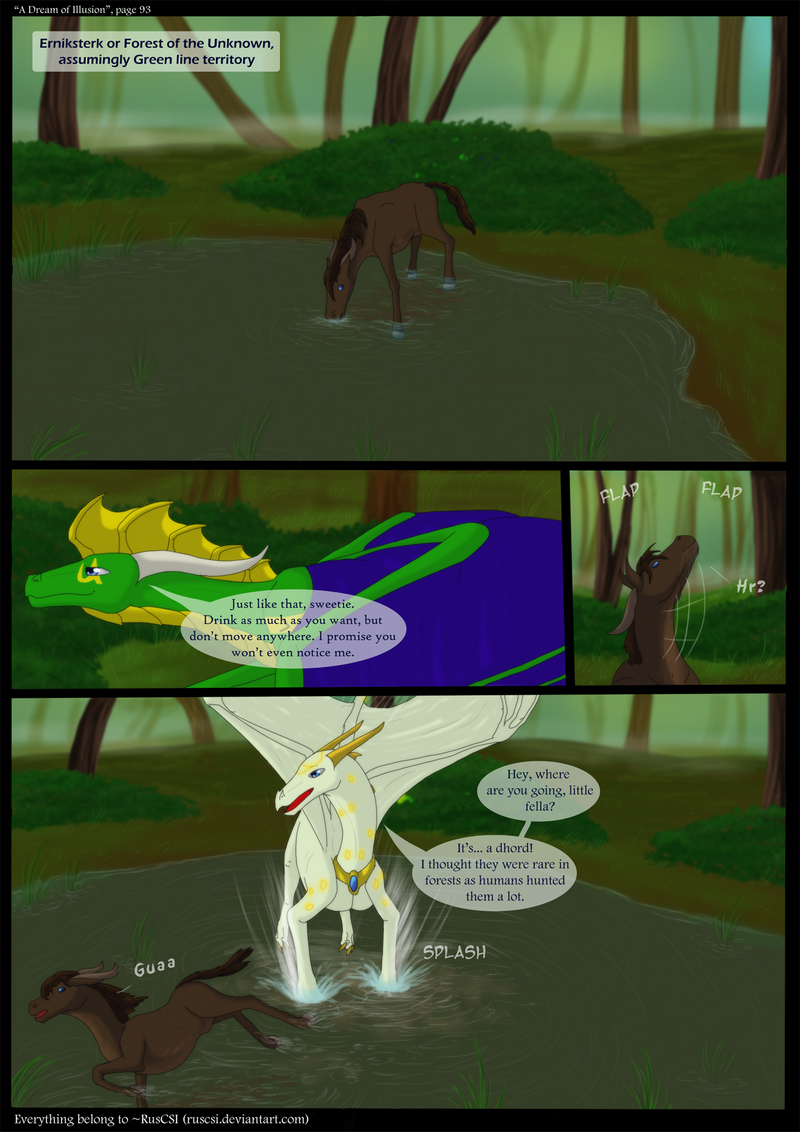 A Dream of Illusion - page 93 by RusCSI