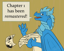 PL chapter 1 remaster is UP