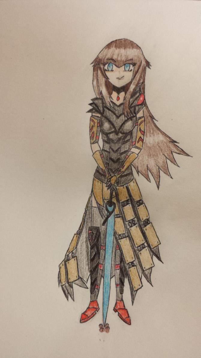 Sigrun by anime-matt