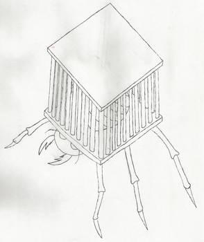 Cage Bug