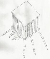 Cage Bug by anime-matt