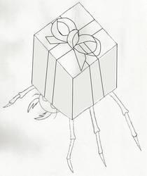 Present Bug by anime-matt