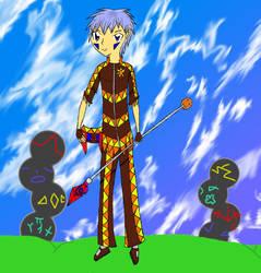 Lancer by anime-matt