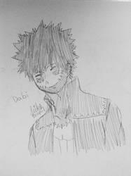Dabi (My Hero Academia) by WritingwithHearts