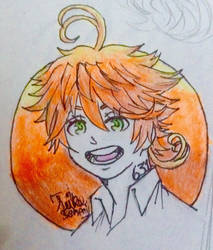 Emma (The Promised Neverland) by WritingwithHearts