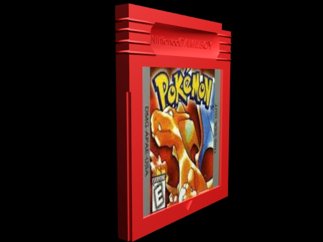 Pokemon Y Cartridge   Car Interior Design