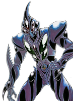 Guyver -aption by alkan009
