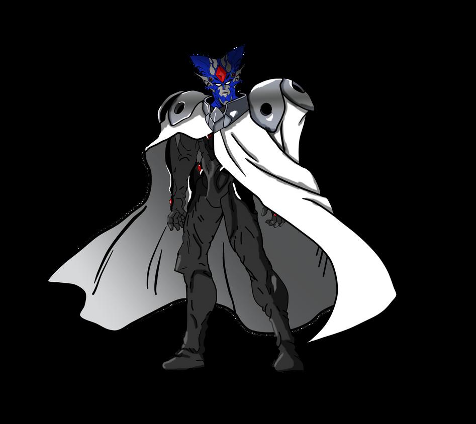 zoalord  purgstall  en su traje completo by alkan009