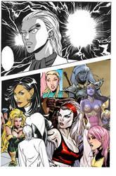 porque prefiero leer  marvel comics by alkan009