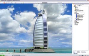 Burj Al-Arab 05 by DrFe3lgo0d