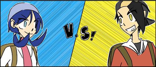 Final battle! (Johto season) by mizj