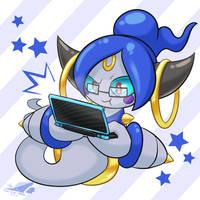 Gaming Hoopa AT by Sol-Lar-Bink