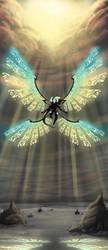 Prismatic Wings by Sol-Lar-Bink