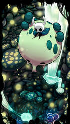 Hollow Knight - Fungal Wastes