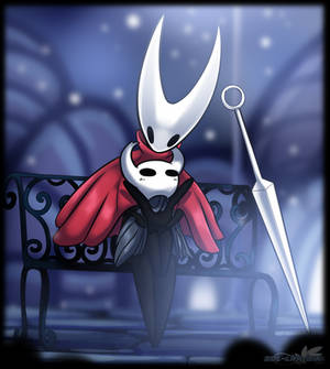 Hollow Knight - Little Ghost...