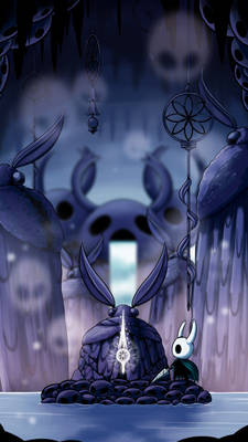 Hollow Knight - Resting Grounds