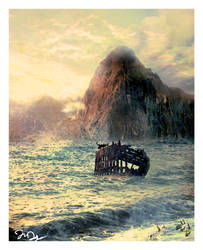 Devil's Island Boneyard by nine9nine9
