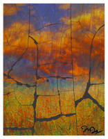 The Fractured Landscape by nine9nine9