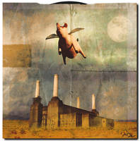 Pink Floyd Record Sleeve by nine9nine9