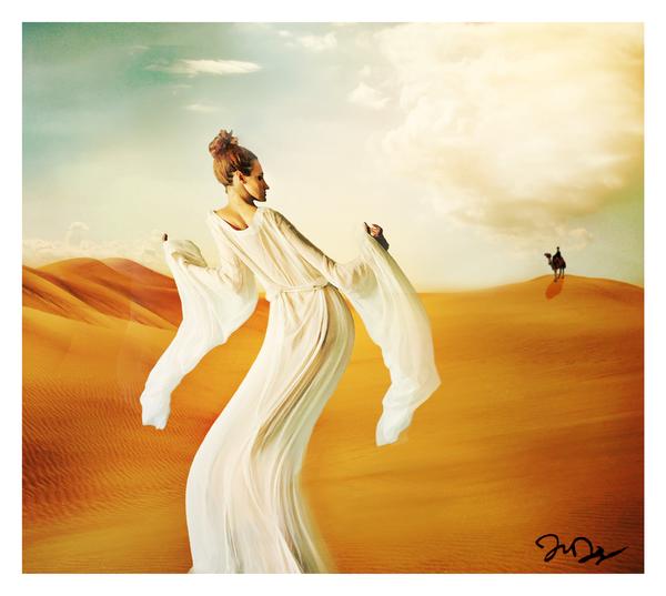 Desert Mirage, Alt. by nine9nine9