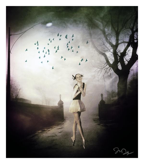 Kiev Ballet by nine9nine9