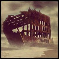 Shipwreck by nine9nine9