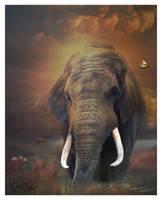King of the Elephants by nine9nine9