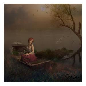 Juliet Awaits Her Romeo