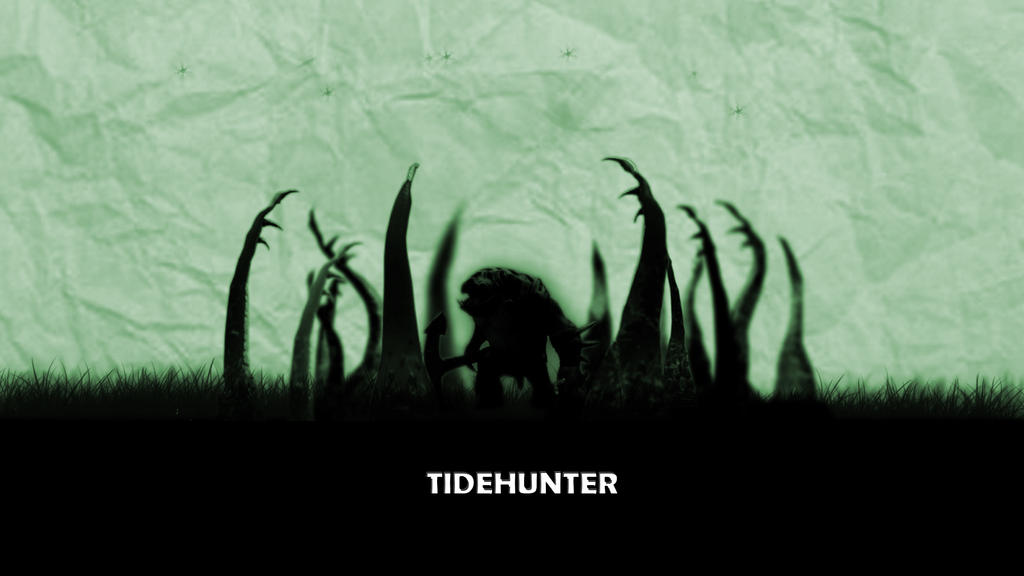 Tidehunter By Ragex24 On DeviantArt