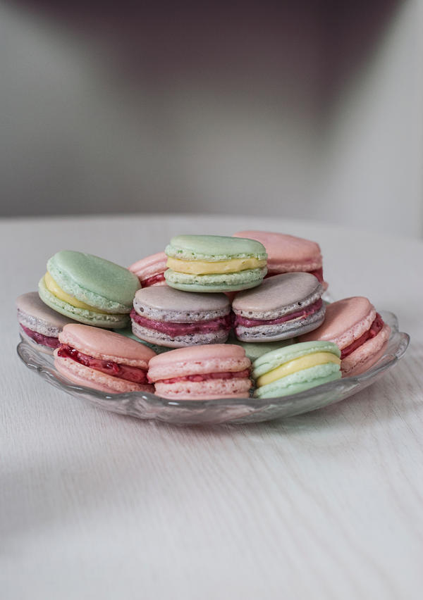 Kitchen chemistry- Macarons by iilva