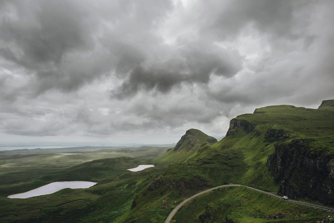 Majestic Quiraing by iilva