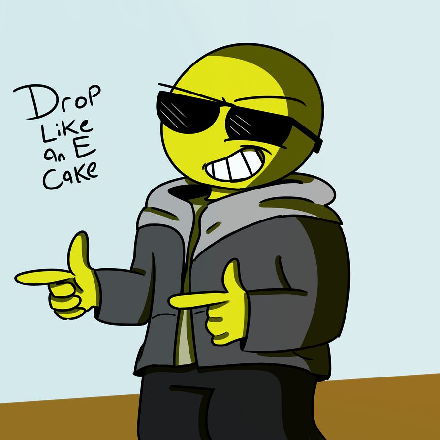 DropLikeAnECake the biggest nerd in nerds by PixelCrusher10