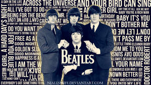 The Beatles Wallpaper by NiallsWife